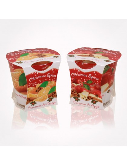 Bartek exclusive poharas 75 gr-os gyertya