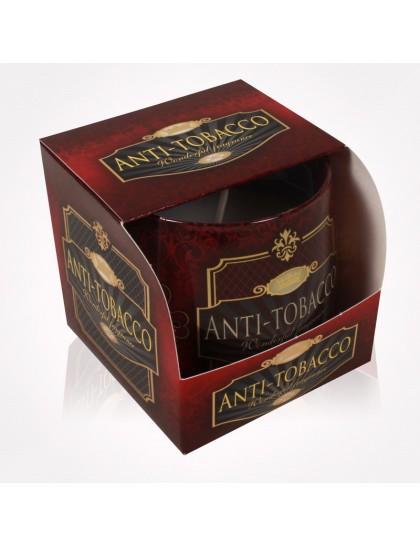Bartek poharas  gyertya 100 gr Anti-Tobacco